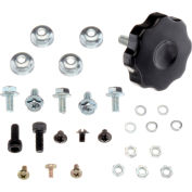 Replacement Hardware Kit for Global Standard Industrial Pedestal Fans 585279, 585280