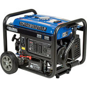 Global Industrial™, 3000 Watts, Portable Generator, Gasoline, Recoil Start, 120V