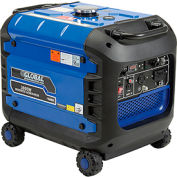 Global Industrial™ 2800 Watts, Inverter Generator, Gasoline, Recoil Start, 120V