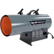 Dyna-Glo Workhorse 70K - 125K BTU LP Forced Air Heater LPFA125WH