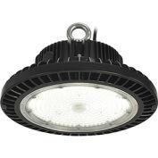 Global™ LED Round UFO High Bay, 150W, 19500 Lumens, 5000K, 0-10V Dimming