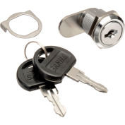 Replacement Lock and Keys for Global Industrial™ Enclosed Bulletin Boards