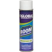 Global Industrial Air Freshener, Mountain Air 15 oz. Can, 12 Refills/Case