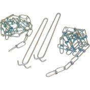 Lithonia HC36 M12 Chain Hangers for Linear High Bays, 2- 3' Lengths