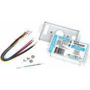 Philips Advance ICF2S42M2LDK Elect. CFL Ballast, 2- 42W TBX Lamps, Programmed Start,1.0 BF, 120-277