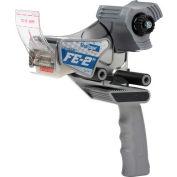 """Shurtape® FE-2"""" Folded-Edge Hand Dispenser, Gray/Blue"""