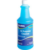 Global Industrial™ All Purpose Cleaner - Case Of Twelve 1 Quart Bottles