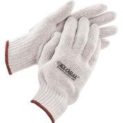 Global™ String Knit Gloves, Men's, 1-Dozen