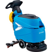 """Global Industrial™ Electric Auto Floor Scrubber 17"""" Cleaning Path - Corded"""