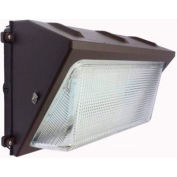Commercial LED CLW4-1205WMBR LED Wall Pack, 120W, 17,100 Lumens, 5000K, IP65, DLC 4.4