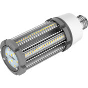 Commercial LED CLC1-27W-RE-E26 LED Corn Lamp, 27W, 3900 Lumens, 5000K, Type B, Medium Base, DLC 4.4