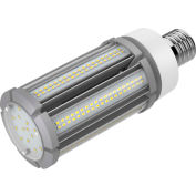 Commercial LED CLC1-54W-RE-E(X)39 LED Corn Lamp, 54W, 7800 Lumens, 5000K, Mogul Base EX39, DLC 4.4