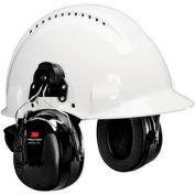 3M™ PELTOR™ WorkTunes™ Pro AM/FM Radio Headset, Black, Hard Hat Attachment
