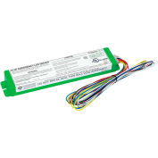 Dual-Lite PLD7 Emergency LED Battery Pack, 7W Constant Output Power, 120-277V, Polycarbonate Case