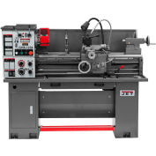 JET® 323230 GHB-1236 Geared Head Bench Lathe with Stand & Foot Brake & Acu-Rite 203 DRO