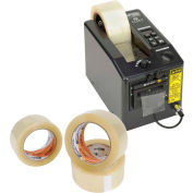 START International ZCM1000 Electric Tape Dispenser with FREE Case of Tape
