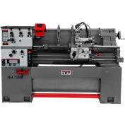 JET® 323389 GH-1440-1 Lathe with Newall DP500 DRO, Collet Closer, and Taper Attachment
