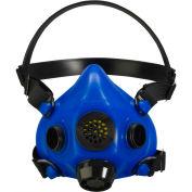 Honeywell RU8500 Half Mask Blue, Medium, Speech Diaphragm And Diverter Exhalation Valve Cover