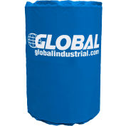 Global Industrial™ Insulated Drum Heater For 55 Gallon Drum, 100°F Fixed Temp, 120V