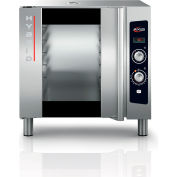 Axis HYBRID Full Size Convection Oven, Manual Controls With Humidity Auto Reversing Fans