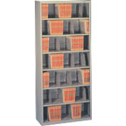 High Capacity Filing System - Closed Back