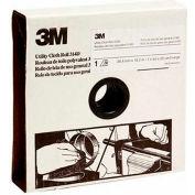 3M Utility Cloth Roll, 2 W x 50 Yd, Aluminum Oxide, P80 Grit