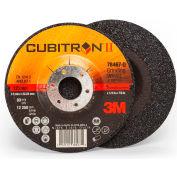 "3M™ Cubitron™ II Depressed Center Grinding Wheel 78467-Q 5"" x 1/4"" x 7/8"" T27 - Pkg Qty 20"