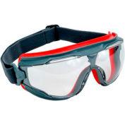 3M™ GG501SGAF 500-Series Goggle Gear Clear Scotchgard™ Anti-Fog Lens, 10/Case