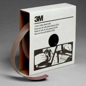 3M Utility Cloth Roll, 1-1/2 W x 50 Yd, Aluminum Oxide, 180 Grit