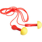 3M™ E-A-R Express Pod Plugs, Corded, Assorted Colors, 311-1115, 100-Pair