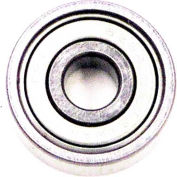 3M™ 30636 Ball Bearing-2 Shields, 6 mm x 19 mm x 6 mm, 1 Pkg Qty