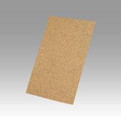 "3M™ Paper Sheet 346U 3-2/3"" X 9"" 80 Grit Aluminum Oxide - Pkg Qty 2000"