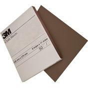 """3M™ Utility Cloth Sheet 011K 9"""" X 11"""" CRS Grit Aluminum Oxide - Pkg Qty 50"""