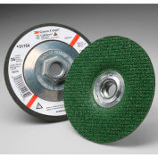 "3M™ Green Corps™ Flexible Grinding Wheel 4-1/2"" x 1/8"" x 5/8-11 INT 36 Grit Ceramic - Pkg Qty 40"