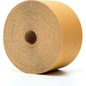 """3M™ Stikit™ Gold Sheet Roll 2-3/4"""" x 30 Yds. P100 Grit Aluminum Oxide"""