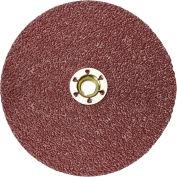 """3M™ Cubitron™ II Fibre Disc Quick Change 982C 7"""" Diameter TN Ceramic Grain 36+ Grit - Pkg Qty 25"""