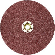 "3M™ Cubitron™ II Fibre Disc Quick Change 982C 4-1/2"" Diameter TN Ceramic Grain 60+ Grit - Pkg Qty 25"