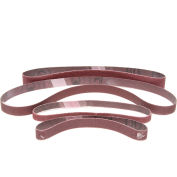 "3M™ Cloth Belt 241E 1/2"" X 24"" Aluminum Oxide 80 Grit - Pkg Qty 50"