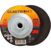 "3M™ Cubitron™ II Cut-Off Wheel Quick Change 66534 T27 4-1/2"" x .125"" x 5/8-11"" Ceramic - Pkg Qty 50"