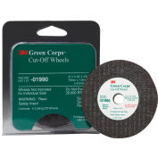 "3M™ Green Corps™ Cut-Off Wheel 01985 3"" x 1/32"" x 3/8"" Ceramic  - Pkg Qty 50"