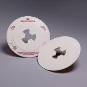 "3M™ Disc Pad Face Plate 45194, 7"" Soft White - Pkg Qty 10"