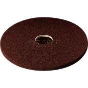 3M™ Brown Stripper Pad 7100, 16 in, 5/case