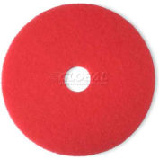 3M™ Red Buffer Pad 5100, 16 in, 5/case