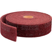 """3M™ Scotch-Brite™ Clean and Finish Roll 16"""" x 10 YDS Aluminum Oxide MED Grit"""