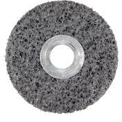 "3M™ Scotch-Brite™ Clean and Strip Unitized Wheel 4"" x 1"" x 1/4"" XCS Grit Silicon Carbide - Pkg Qty 5"