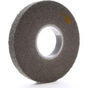 "3M™ Scotch-Brite™ Light Deburring Wheel 8"" x 1"" x 3"" FIN 7S Grit Silicon Carbide - Pkg Qty 3"