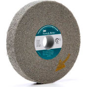"3M™ Scotch-Brite™ EXL Deburring Wheel 6"" x 1"" x 1"" Silicon Carbide 8S MED"