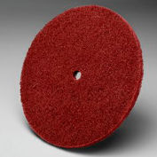 "3M™ Scotch-Brite™ High Strength Disc 8"" x 1/2"" Aluminum Oxide A MED"