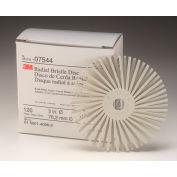 "3M™ Scotch-Brite™ Radial Bristle Disc Thin Bristle 2"" x 3/8"" Ceramic 6 Micron Grit - Pkg Qty 80"