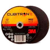 "3M™ Cubitron™ II Cut-Off Wheel T1 66522 4""x.045""x5/8"" Case - Pkg Qty 25"